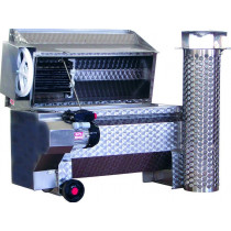 Desciorchinator Struguri JOLLY 35 INOX 3800 Kg/h