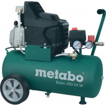 Compresor METABO BASIC 250-24W 2CP 24L