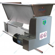 Zdrobitor desciorchinator electric ENO 15 Inox Fabricat in Italia