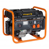 GENERATOR STAGER GG 4600 3800kW