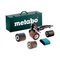 MASINA SATINAT INOX METABO SE 17-200 RT SET