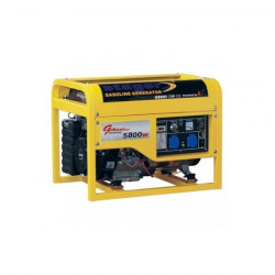 GENERATOR STAGER GG 7500E+B - RS 6.32kW AVR