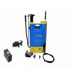 DKD Vermorel Electric/Manual DKD 2IN1- 16 L