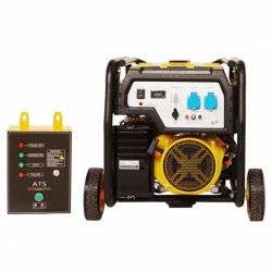 Generator open frame Stager FD 10000E 19CP +ATS