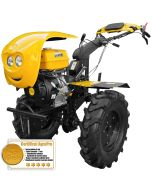 Pachet motocultor Profesional AgroPro Progarden HS 1100D motor 18 CP Benzina latime de lucru 120 cm freze senzor de ulei FAR 3L ulei transmisie 2L ulei motor AgroPro