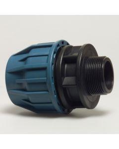"""Adaptor compresiune cu F. E. PN10 75 mm x 3"""""""