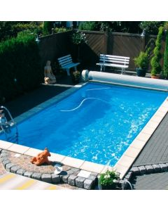 Set piscina dreptunghiulara 34 m³