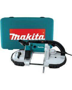 Fierastrau portabil cu banda Makita 2107FK Viteza taiere 1.7 m/sec Tensiune alimentare 230V