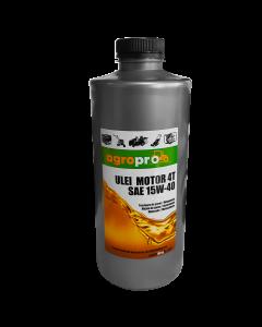 Ulei motor 4 timpi AgroPro SAE 15W-40 1L