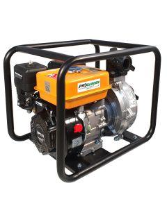 Motopompa apa curata ProGARDEN GHP50 debit 25 mc/h benzina de inalta presiune pornire la sfoara