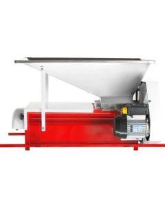 Zdrobitor desciorchinator electric Marchisio BABY Semi-Inox 750 W 1000-1500 kg/h cuva inox