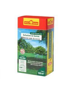 Seminte gazon premium WOLF-Garten LP 100 *lumina & umbra*