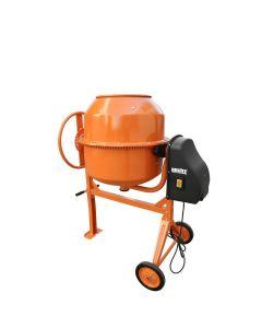 Betoniera electrica HECHT 2141 650W 140 L 51.5 kg