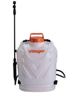 Pulverizator electric fara fir Villager VBS 1620, presiune de functionare 2.7 - 4.0 bar, distanta pulverizare 3 m, volum rezervor 16 l