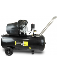 Compresor Dedra A077070 motor 2 cilindri actionare directa presiune 8 bar putere 3 cp