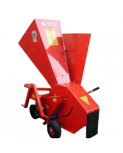 Tocator de crengi si resturi vegetale Caravaggi BIO 150 cu motor Honda GX390