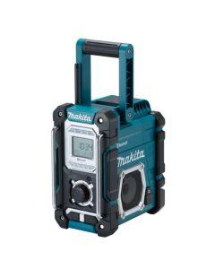 Radio cu Bluetooth Makita DMR108 Port USB Compatibil cu acumulatori Li-Ion LXT 18V si CXT 12Vmax