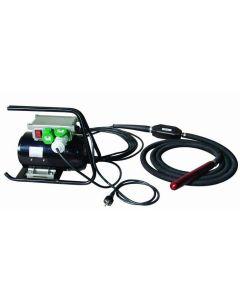 Vibrator pentru beton AGT ECHF 2000/2 cu lance vibratoare 4 m si cap vibrator 50 mm de inalta frecventa