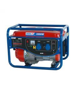 Generator Dedra DEGB2510 Capacitate rezervor 15 L Tensiune curent 230V  Putere 2000W