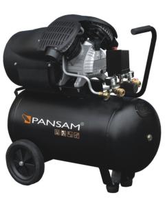 Compresor Dedra A077060 motor 2 cilindri actionare directa presiune 8 bar putere 3 cp