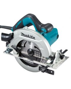 Fierastrau circular manual Makita HS7611K Disc 190mm Turatie 5500/min Putere 1600W