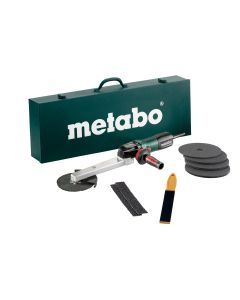 POLIZOR/MASINA SLEFUIT INOX METABO KNSE 9-150 SET