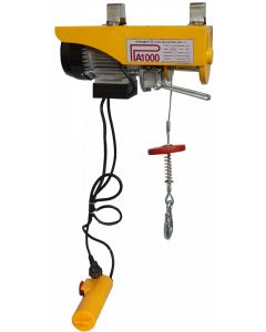 Electro palan Stager PA1000 500kg/12m 1000kg/6m