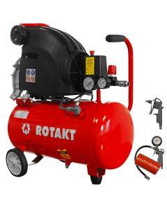 Compresor cu piston ROTAKT ZA-2025C 24 L 8 BAR
