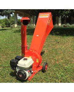 Tocator de crengi si resturi vegetale Caravaggi TRX S 50 motor GP160 putere 3.4KW
