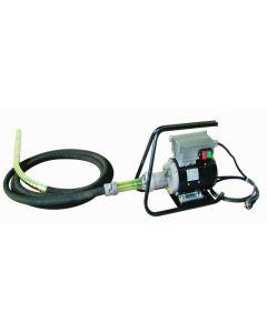 Vibrator pentru beton EV2000 + lance vibranta 38mm/6m 1.5kW