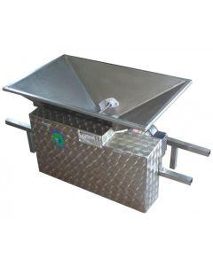 Zdrobitor fructe electric ENO 2 INOX CU PROTECTIE Fabricat in Italia