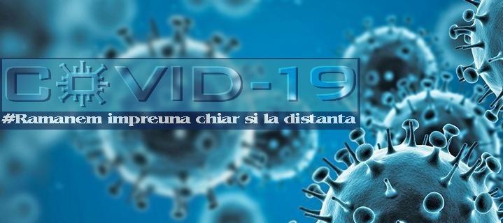 Masuri de protectie impotriva COVID-19