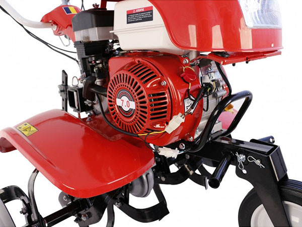 MOTOCULTOR PRO SERIES NEW 750-S 7CP CU ROTI 4