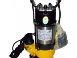 Pompa submersibila cu zdrobitor pentru apa murdara OMNIGENA WQ 450F